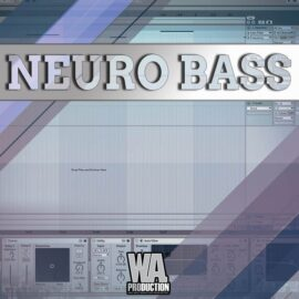WA Production Making Neuro Bass In Ableton TUTORIAL
