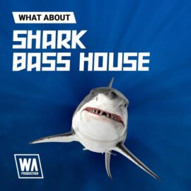 WA Production Shark Bass House WAV MIDI SERUM