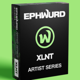 Xlntsound EPHWURD'S EPH'D PACK [ARTIST SERIES]