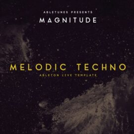 Abletunes Magnitude Ableton Live Template