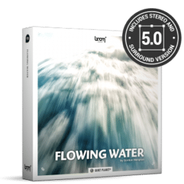 Boom Library Flowing Water Surround Edition WAV