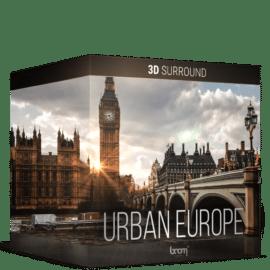 Boom Library Urban Europe 3D Surround Edition WAV