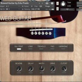Edu Prado Sounds Bowed Guitar KONTAKT
