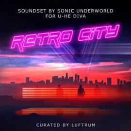 Luftrum Retro City for u-he Diva for Diva