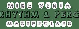 Mike Verta Rhythm and Percussion Masterclass TUTORiAL