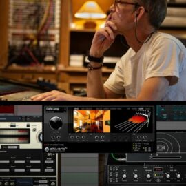 MixWithTheMasters Tchad Blake Mixing Template #1