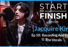 PUREMIX Jacquire King Episode 10 Recording The Lead Vocal TUTORiAL