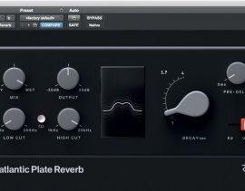 Rare Signals Transatlantic Plate Reverb v1.2.0-R2R