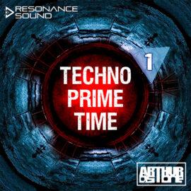Resonance Sound Arthur Distone Techno Prime Time 1 WAV