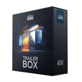 Wavelet Audio Trailer Box KONTAKT