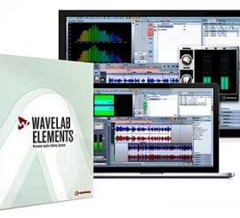 Steinberg WaveLab Elements 10.0.60 [WIN+MAC]