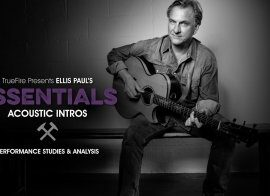 Truefire Ellis Paul Essentials Acoustic Intros TUTORiAL