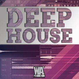 WA Production Deep House TUTORIAL