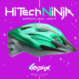 lapix HiTECH NINJA SAMPLES Vol.4 WAV