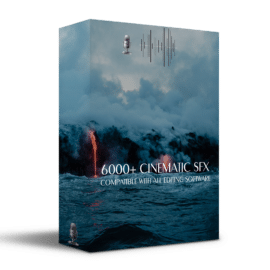 6000+ Cinematic SFX Ultimate Bundle Pack Free Download
