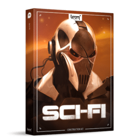 Boom library SCI-FI CONSTRUCTION KIT