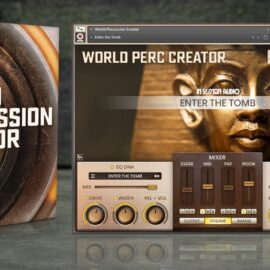 In Session Audio WORLD PERCUSSION CREATOR KONTAKT