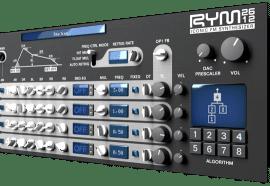 Inphonik RYM2612 Iconic FM Synthesizer v1.0.5 [WIN+MAC]