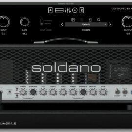 Neural DSP Soldano SLO 100 IR cab pack