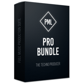 PML Pro Bundle – Ableton Techno Producer (Updated Mar 2021)