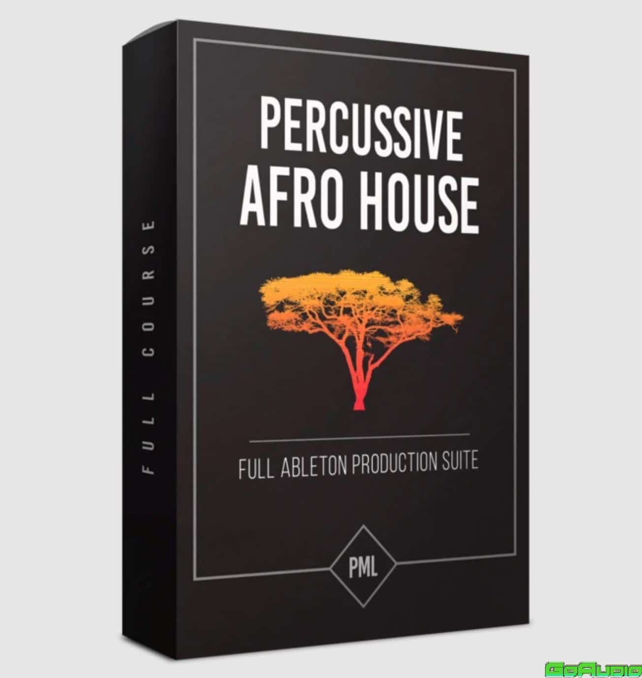 PML Percussive Afro House – Full Ableton Production Suite