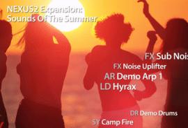 ReFX Nexus Summer Deep Chill XP for Nexus 3