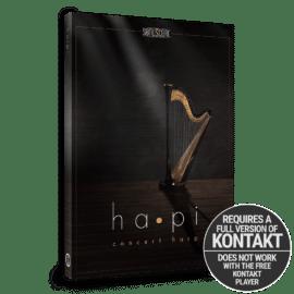 Sonuscore ha•pi – Concert Harp KONTAKT