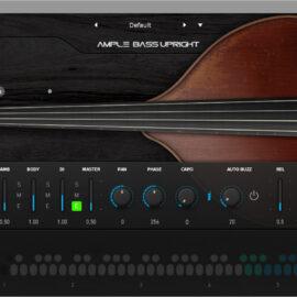Ample Sound Ample Bass Upright v3.4.0 [WIN+MAC]