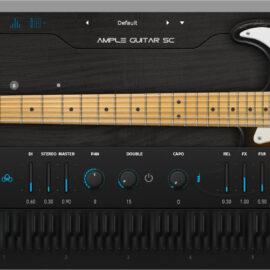 Ample Sound Ample Guitar SC v3.3.0 [WIN+MAC]