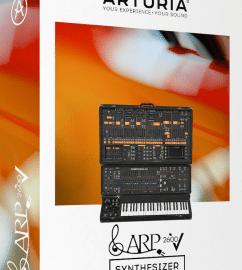 Arturia ARP 2600 V3 v3.7.1 1263 (WIN+MAC)