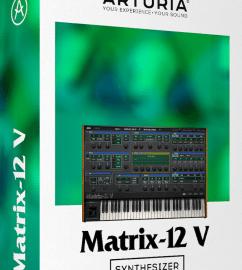 Arturia Matrix-12 V v2.7.1. 1263 (WIN+MAC)