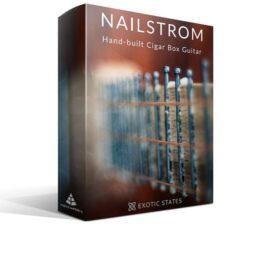Audio Imperia NAILSTROM (CIGAR BOX GUITAR FOR KONTAKT)