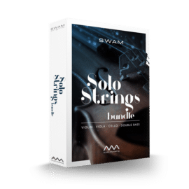 Audio Modeling SWAM Solo Strings Bundle v3.0.1 [WIN]
