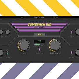 Baby Audio Comeback Kid v1.1.1 [WIN+MAC]