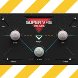 Baby Audio Super VHS v1.1.1 [WIN+MAC]
