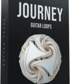 Cymatics Journey Guitar Loops WAV