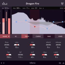 Denise Audio Dragon Fire v1.0.0 [WIN+MAC]