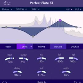 Denise Audio Perfect Plate XL v1.0.2 [WIN+MAC]