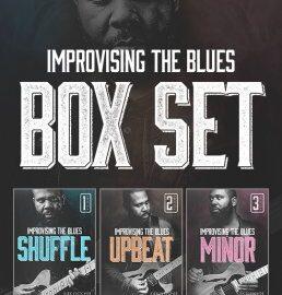 JTC Kirk Fletcher Improvising The Blues Boxset TUTORiAL