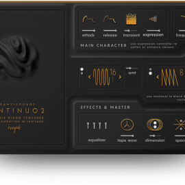 Karanyi Sounds Continuo 2 PRO Anr1 Modz version KONTAKT