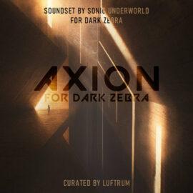 Luftrum Axion for the Dark Zebra