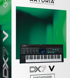 Arturia DX7 V v1.7.1.1263 (WIN+MAC)