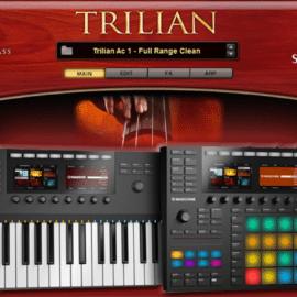 Spectrasonics Trilian NKS Library for Komplete Kontrol \ Maschine