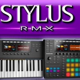 Spectrasonics Stylus RMX NKS Library for Komplete Kontrol \ Maschine