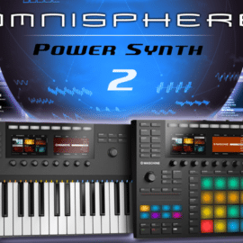 Spectrasonics Omnisphere 2 NKS Library for Kontrol \ Maschine and hardware