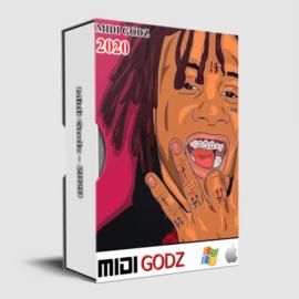 Midi Godz Trippie Redd Type MIDI Kit MULTiFORMAT