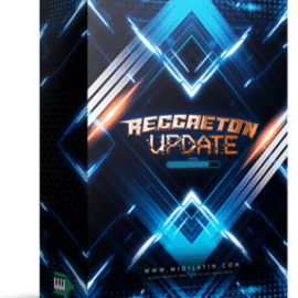 MidiLatino Reggaeton Update 2021 WAV MiDi