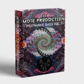Mute Production Psytrance Bass Vol.1 for Serum