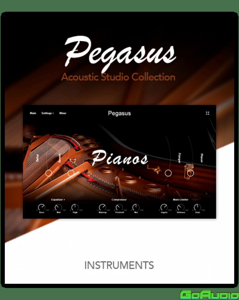 Muze PA Pegasus KONTAKT | Go AudiO