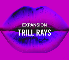 Native Instruments TRILL RAYS Expansions [WIN+MAC]
